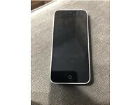 iPhone 5C Vodafone/ Lebara white Good Condition