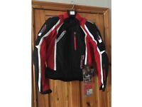 Xs men's motorbike jacket