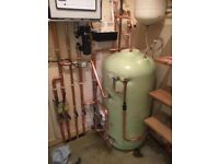 Boiler installations / full heating systems. High standard with unbeatable price.