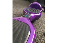 Segway hoverboard never used