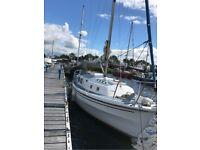 Westerly Berwick Sailing boat