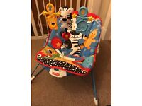 Fisher Price Bouncy Chair - immaculate!
