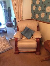 5 piece Leather Sofa