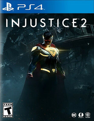 Injustice 2 PS4 [Factory Refurbished]