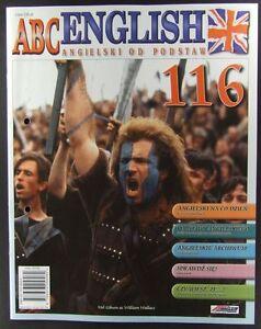 MEL GIBSON - WILLIAM WALLACE mag.FRONT cover No 116 (2003-2005) - <span itemprop=availableAtOrFrom>europe, Polska</span> - Zwroty są przyjmowane - europe, Polska