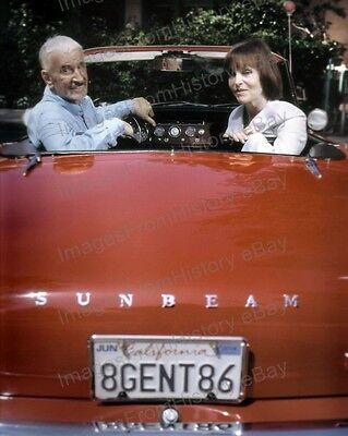 8x10 Print Don Adams Barbara Feldon Get Smart 1968 Series #GSM