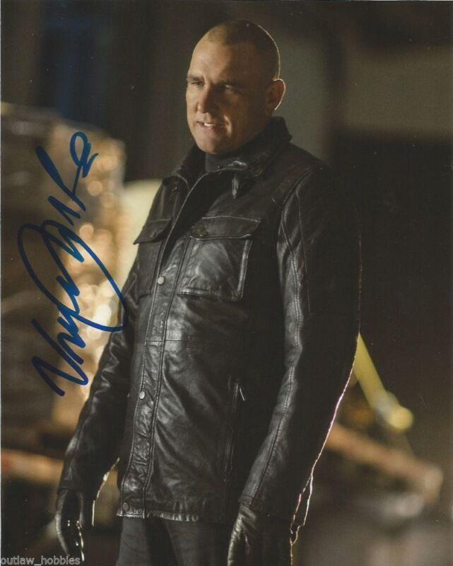 Vinnie Jones Elementary Autographed Signed 8x10 Photo COA #1