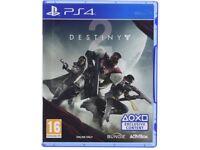 Destiny 2 ps4 game.
