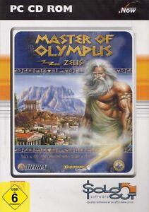 Master of Olympus - Zeus -  Herrscher des Olymp English