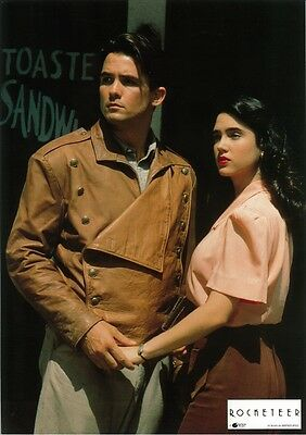 The Rocketeer Movie Poster Print (b) - Bill Campbell, Jennifer Connelly