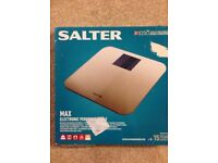 Salter MAX electronic personal scale