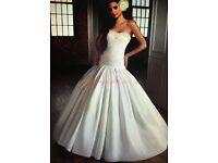 Stunning Maggie Sottero wedding gown size 10-12