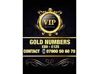 Gold Vip Mobile Numbers