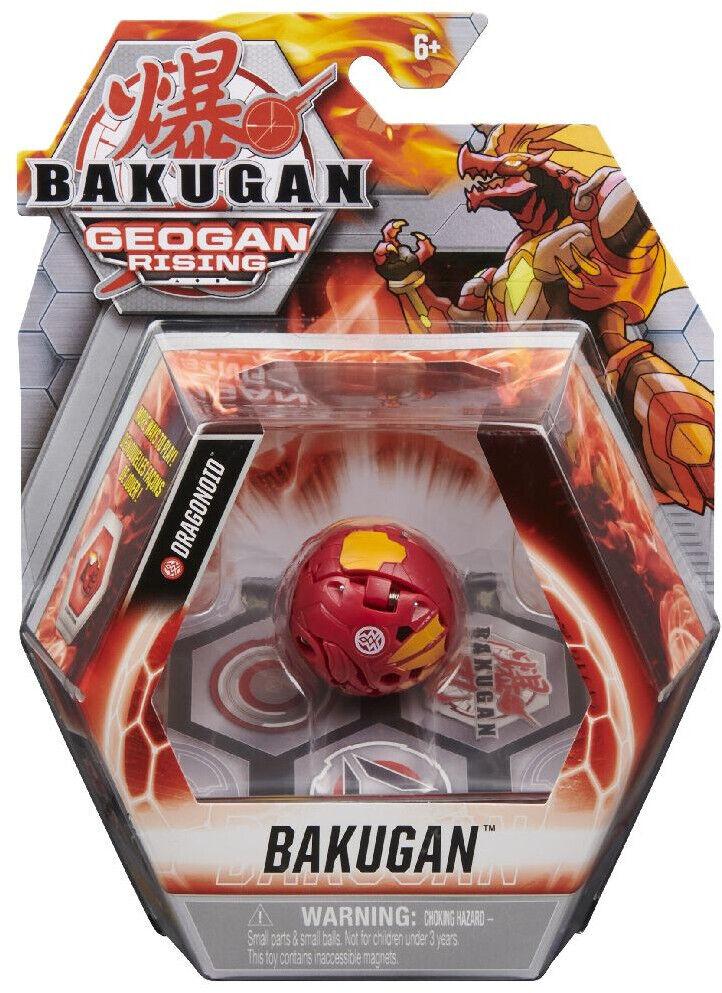 Bakugan * Geogan Rising * Basic Ball * Dragonoid * 1er Pack