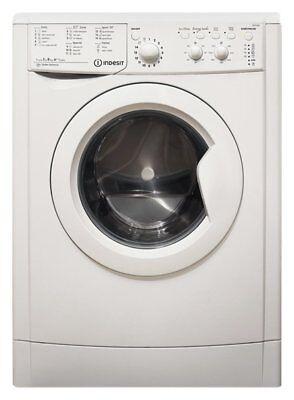 Indesit IWC91252ECO Free Standing 9KG 1200 Spin Washing Machine A++ White