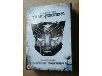 Transformers 1-3 Box Set [DVD] Brand New Region 2