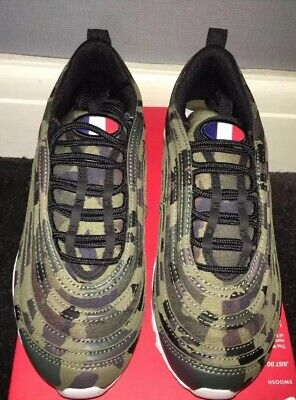 Nike Air Max 97 Premium QS Nike UK3.5 (AJ2614 200)