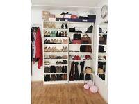 White IKEA Billy Bookcase £20