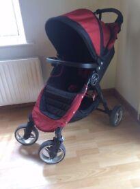 Baby Jogger City mini 4Wheels