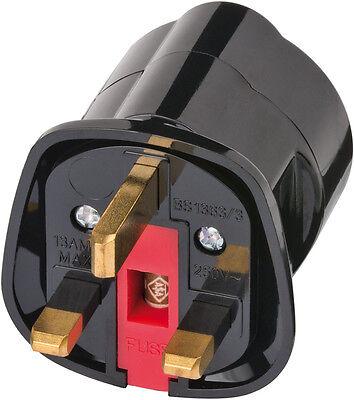 Reisestecker UK GB England Travel Reise Adapter Plug Stecker brennenstuhl