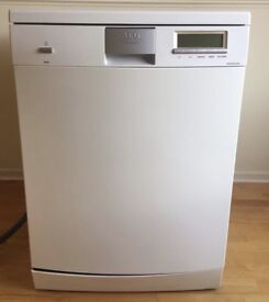 AEG Dishwasher Full Size and Free Standing (on sale to the best offer)