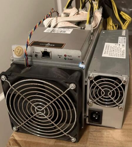 Antminer S9 13.5Th With Bitmain Power Supply And Power Cable - $900.00