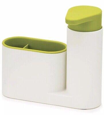Joseph Joseph Sinkbase Sink Tidy Set White/Green 2-Piece  New  Other 85081