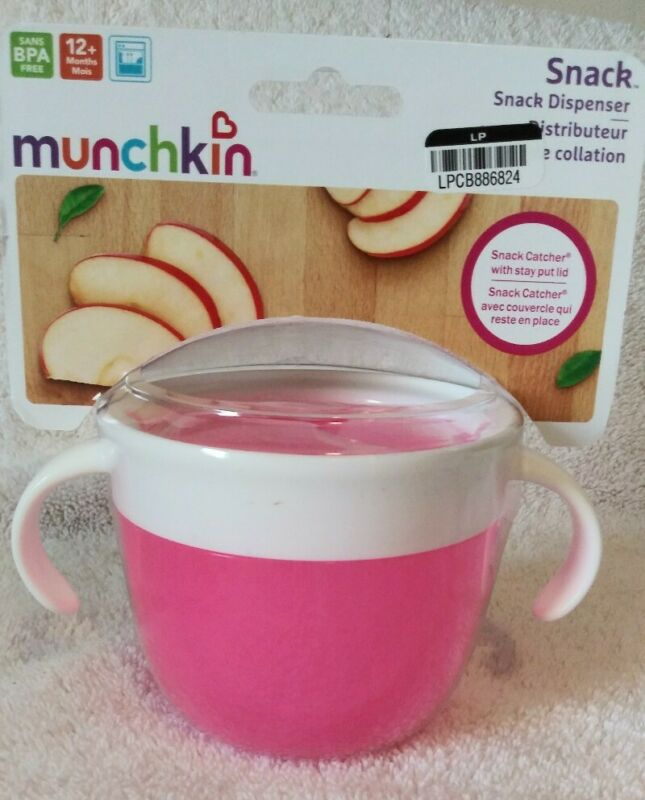Munchkin Baby/Toddler Snack Dispenser Cup