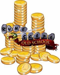 Selling oldschool runescape gold $1/m