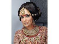 Bridal hair and makeup artist £150!