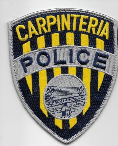 Carpinteria Police State California CA  NEW