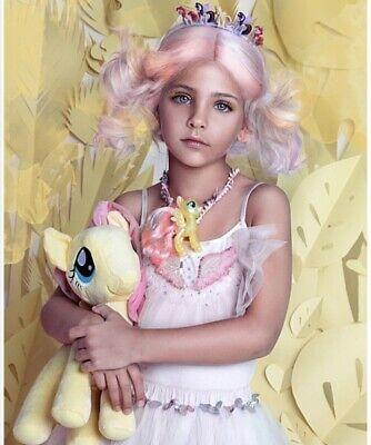 Tutu Du Monde Magic Wing Singlet Pink NWT Size 10/11