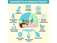 Sports and Swedish Massage by male therapist