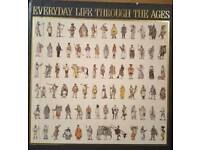 Everyday life through the ages - History Book