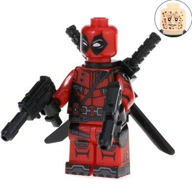 DEADPOOL Marvel Custom Minifigure