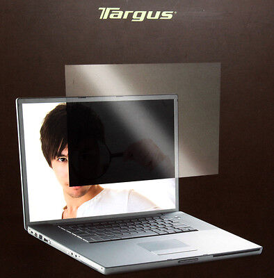 Targus 15.4 Inch Wide Screen Laptop Privacy Screen Filter 333mmx208mm Asf154wus