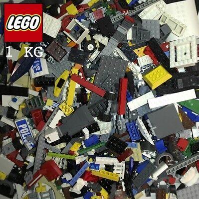 LEGO 1kg Bundle - LEGO Bricks Parts Pieces - Bulk