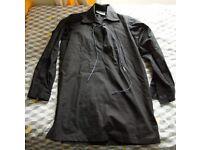 Black Ghillie Shirt