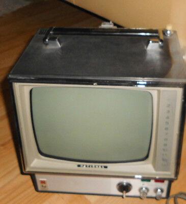 alter Fernseher national TR -932B solid state  Bildschirmdiagonale 20 cm Rarität