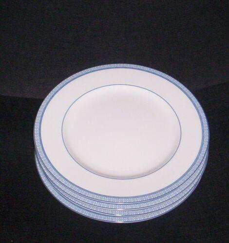 """Ralph Lauren Macao  Dinner Plates Set of 4 NWT 11"""""""