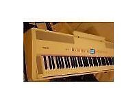 WHITE ROLAND PF 80 IMMACULATE CONDITION AND 3 YEARS WARRANTY QUICK SALE