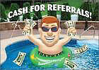 $250 Cash for Successful Referrals- Easy Money from Home