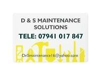 HANDYMAN Maintenance Services, Plastering, Painting,Gardening, Guttering ,Pointing,Plumbing
