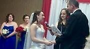 Licensed Wedding Officiant in Thunder Bay Area