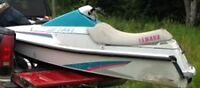 AS Is Yamaha Wave Runner