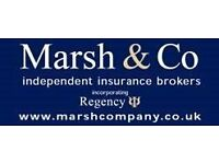 Commercial Insurance Account handler - Weston-s-Mare independent insurance Broker