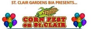 VENDORS WANTED AT THE CORN FESTIVAL
