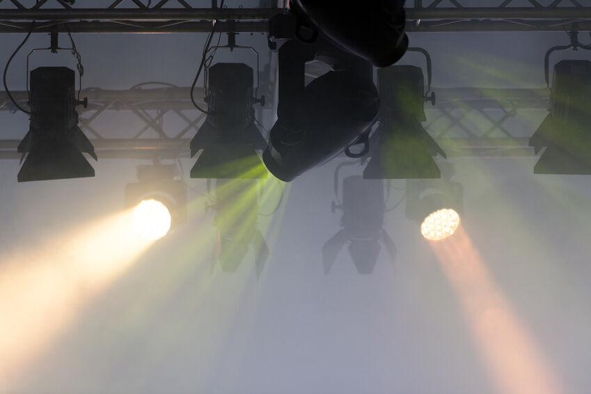 Tipps Die besten Lichteffekte fur eine gelungene Disco Party
