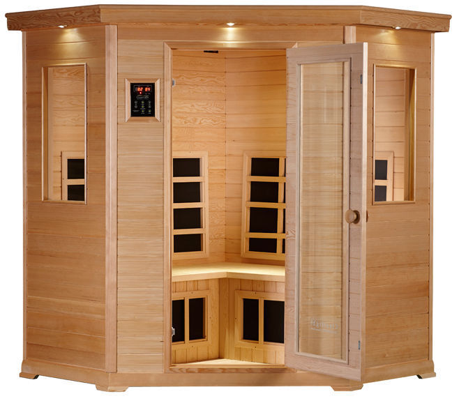 die infrarot kabine als alternative zur klassischen sauna. Black Bedroom Furniture Sets. Home Design Ideas