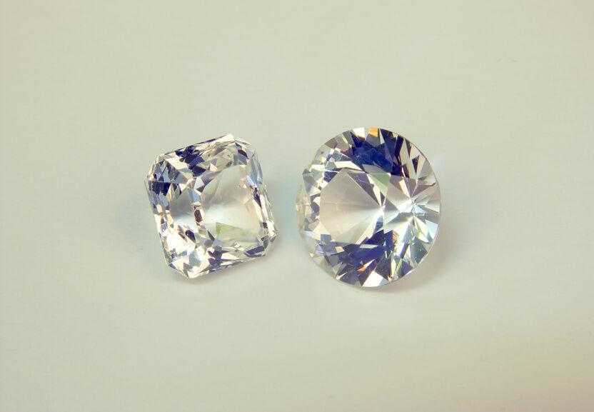 Zirkonia  Was ist der Unterschied zwischen einem Diamanten und Zirkonia? | eBay